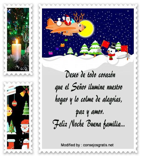 Carta para enviar en navidad para mi familia descargar - Videos de navidad para enviar ...