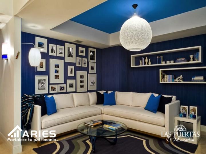 Terrenos en mazatl n el color azul en todos sus tonos se for Todo para decorar tu casa