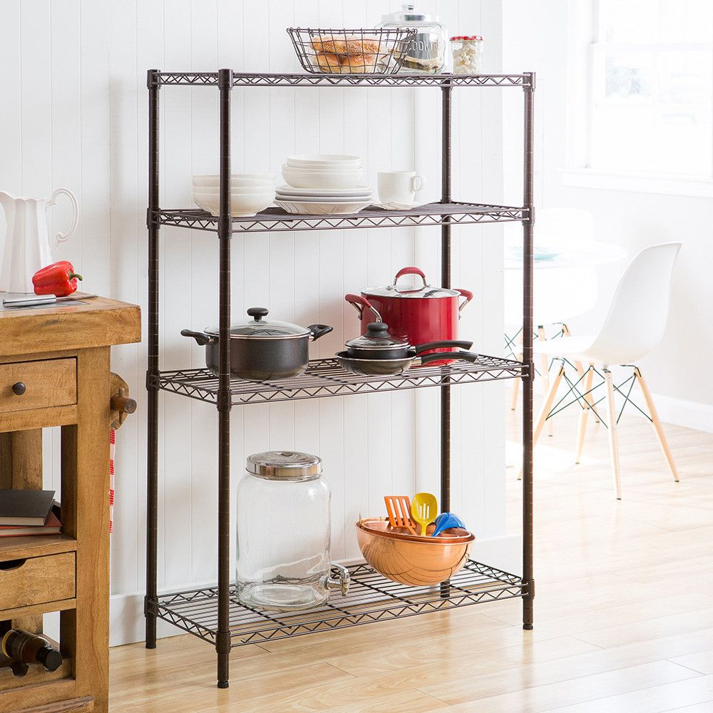 Trinity Wire Shelving | Wire Shelving | Pinterest