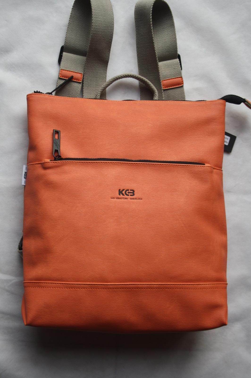 53ee11f64 Bolso & mochila KCB 71611 Naranja 46.00€ | KCB 2017 | Bags