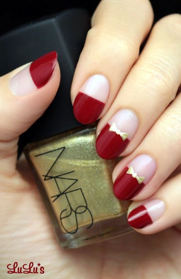 45 Different Nail Polish Designs And Ideas Nail Art Pinterest