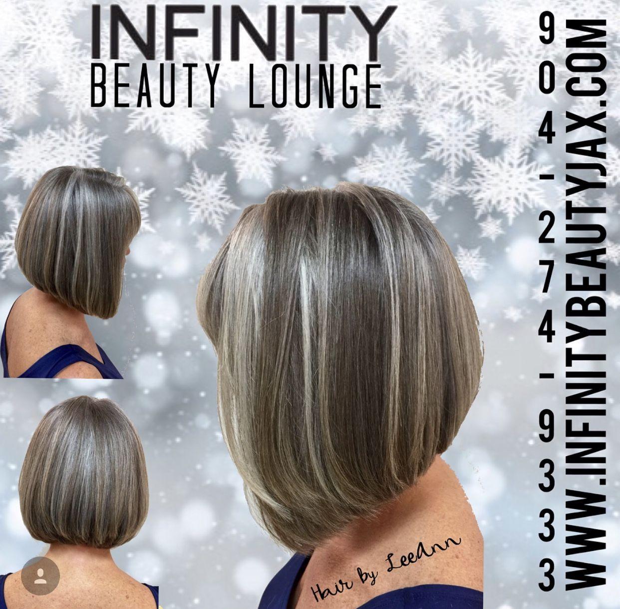 Infinity Beauty Jax#bob #haircut #hairstyle #shorthair #hair ...