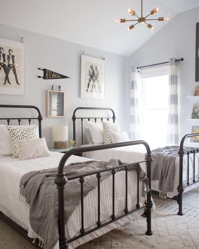Weldon Platform Bed In 2021 Twin Beds Guest Room Guest Bedrooms Boys Bedroom Decor
