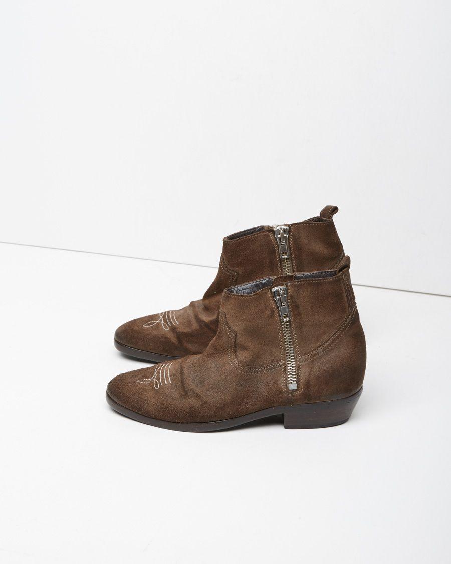 Golden Goose Viande Western Boot  a1991df29af
