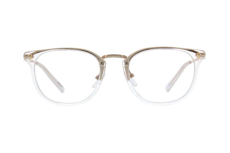 c5a99e326e5 Translucent Square Glasses  7811123