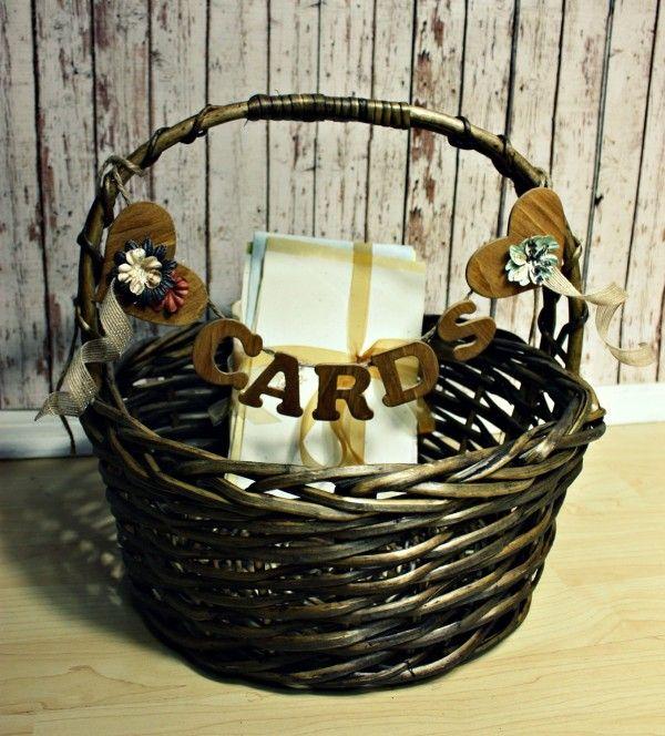 10 id es d 39 urnes de mariage originales et r tros nice things pinteres - Idees mariages originales ...