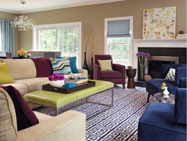 79 idées déco salon très intéressantes et modernes pour vous - decoration de salon moderne