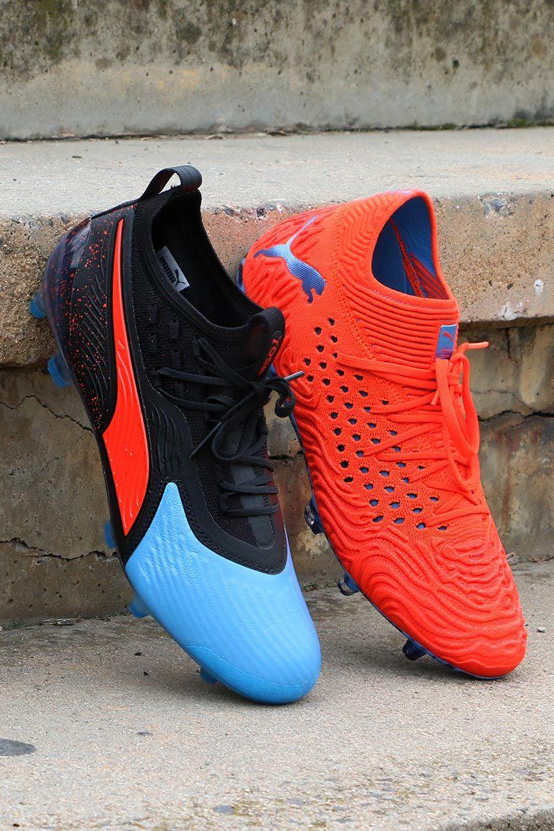 Zapatillas deportivas puma bota adidas, bota., azul