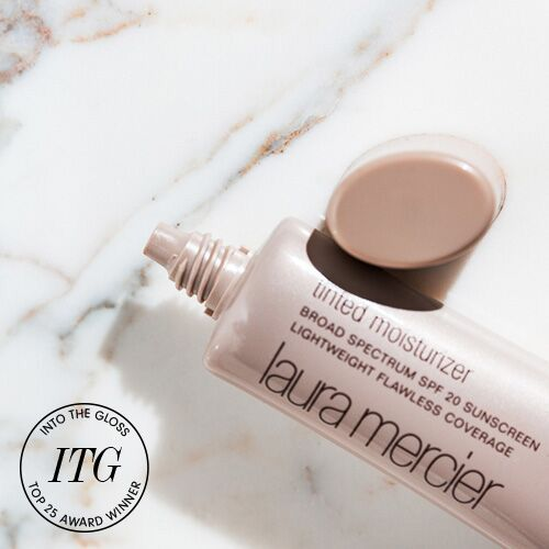 Laura Mercier Tinted Moisturizer: a coverage product that can literally do everything