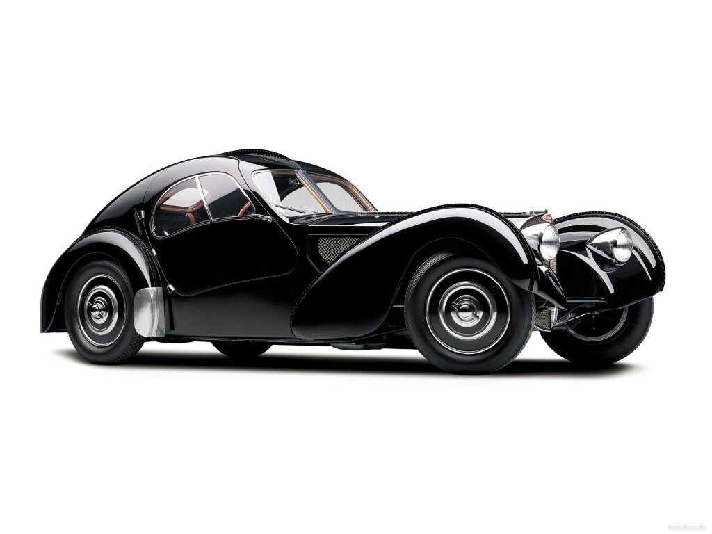 In 1936, the Atlantic bodied Type 57S was introduced. Even though ...