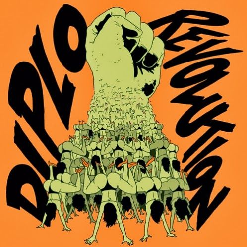 Download Diplo - Revolution (EP) Here  | Music Album Downloads | Dj
