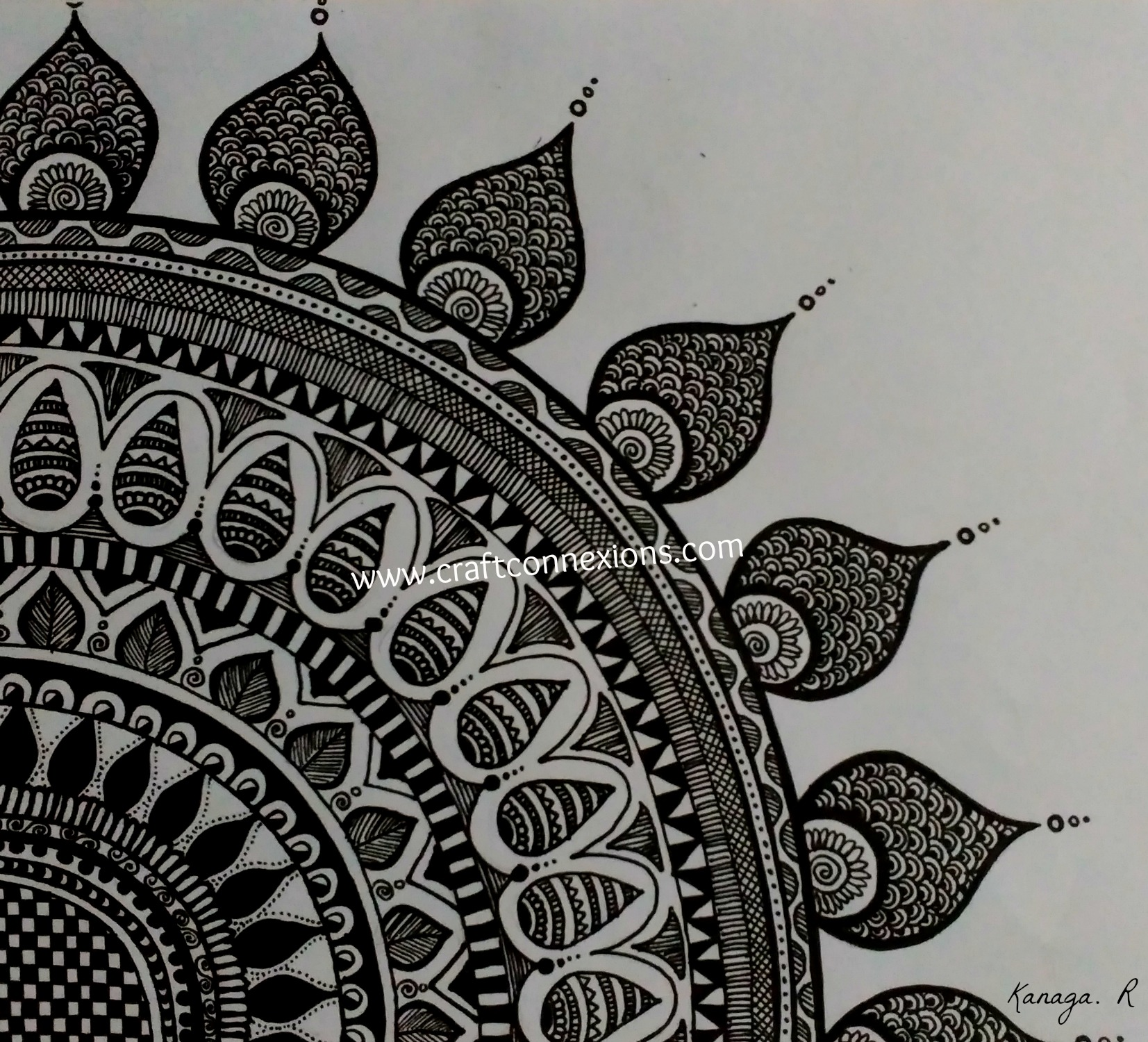 Easy Doodle Art Designs : Doodle mandala and zentangle art pinterest