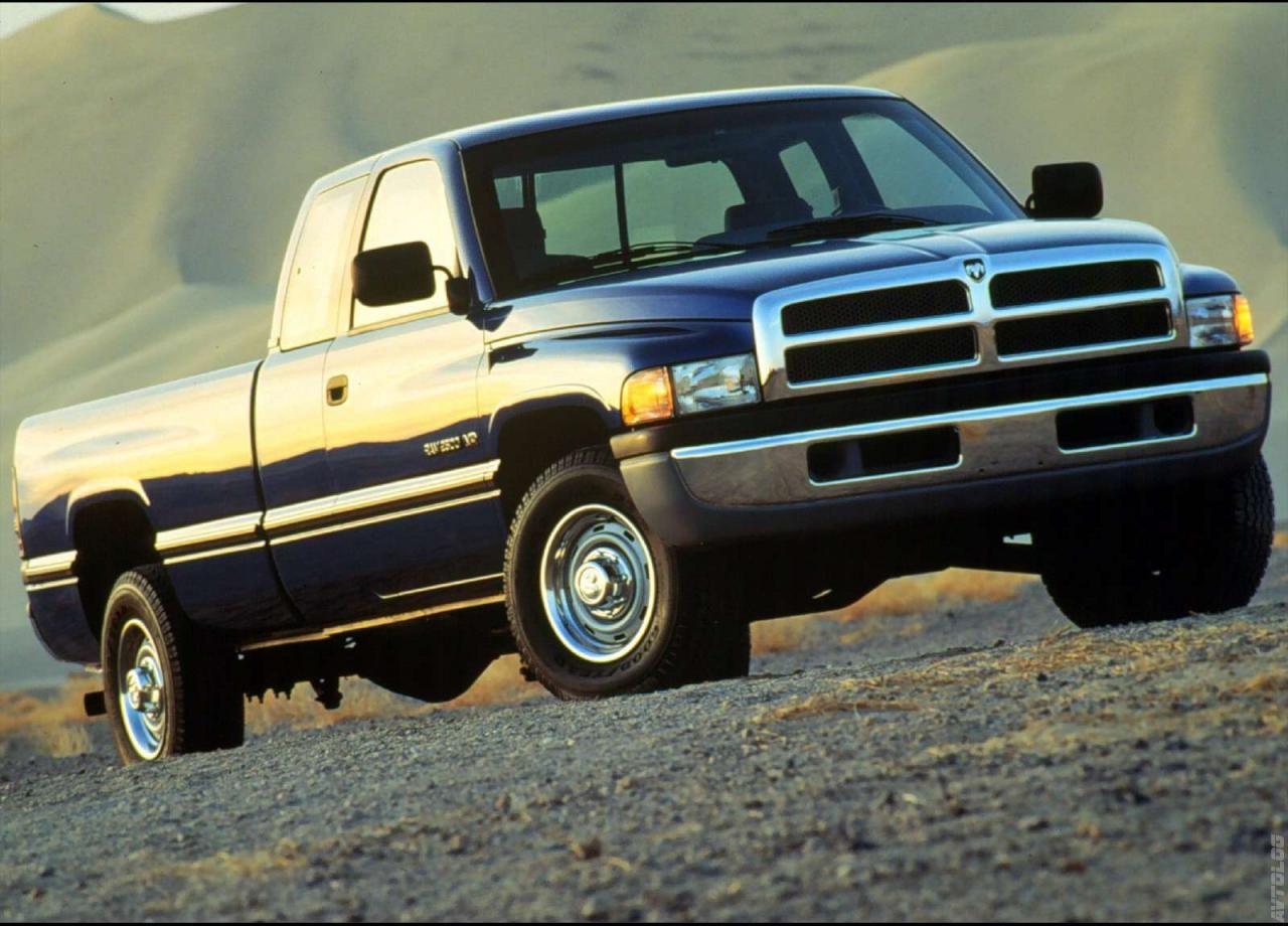 1996 Dodge Ram Dodge Ram Pickup Dodge Ram Dodge