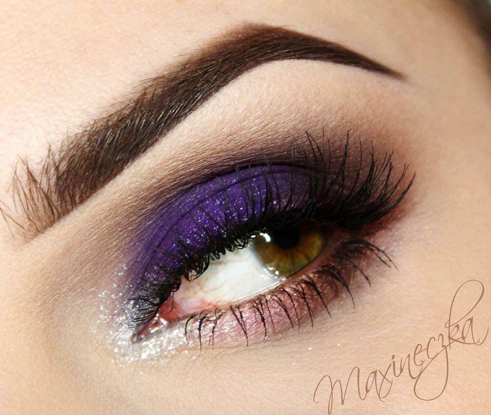 TUTORIAL: Makijaż Sylwestrowy - Smokey Eye dla Odważnych