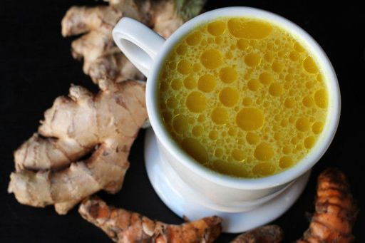 Turmeric Ginger Elixir