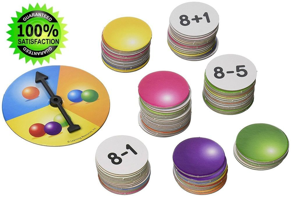 Cool Math Games For Kids Educational Toys 7 Year Olds 8 Elementary ...