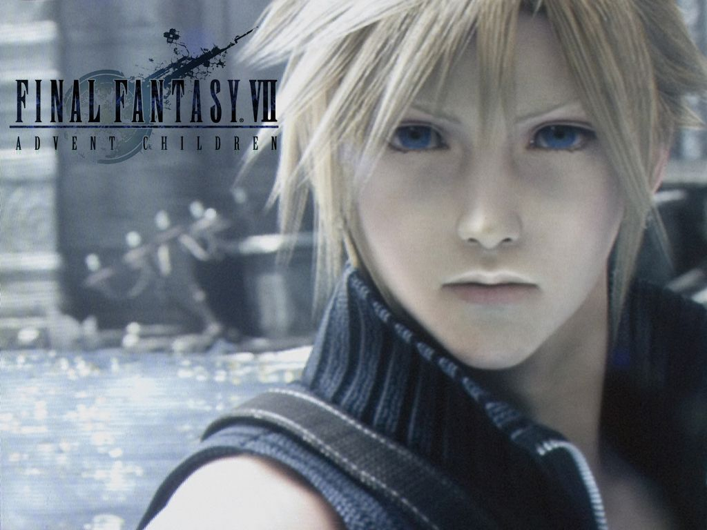 89 final fantasy vii advent children hd wallpapers backgrounds - Final Fantasy Advent Children Cloud