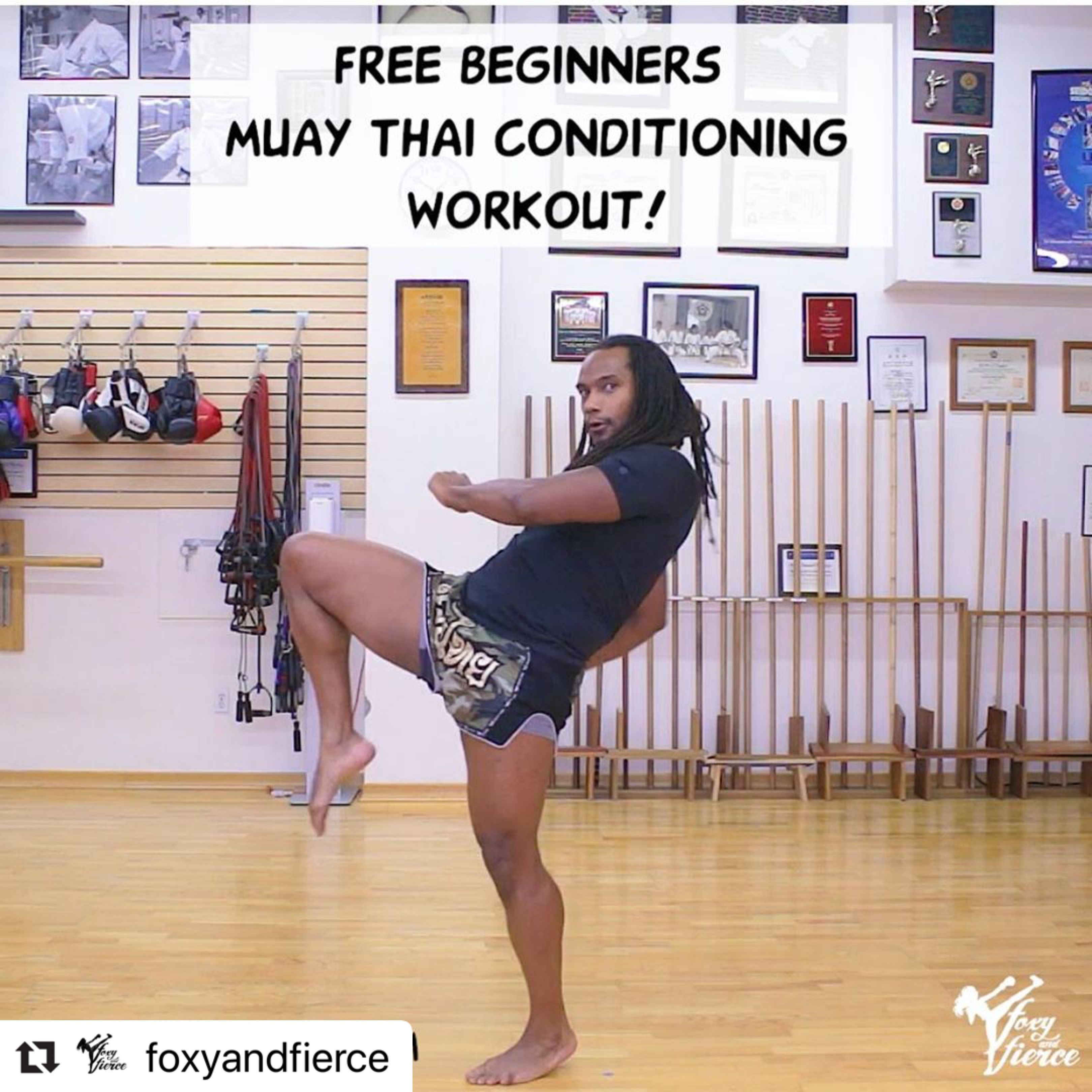 Foxy and fierce live stream workout in 2020 streaming