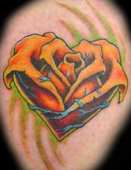 Love Heart Tattoos Designs 95 1 Jpg 450 581 Love Heart Tattoo Heart Tattoo Rose Heart Tattoo