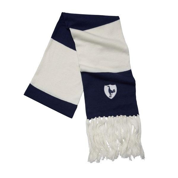 Tottenham Hotspur  Scarf Winter Soccer  Official Merchandise Football