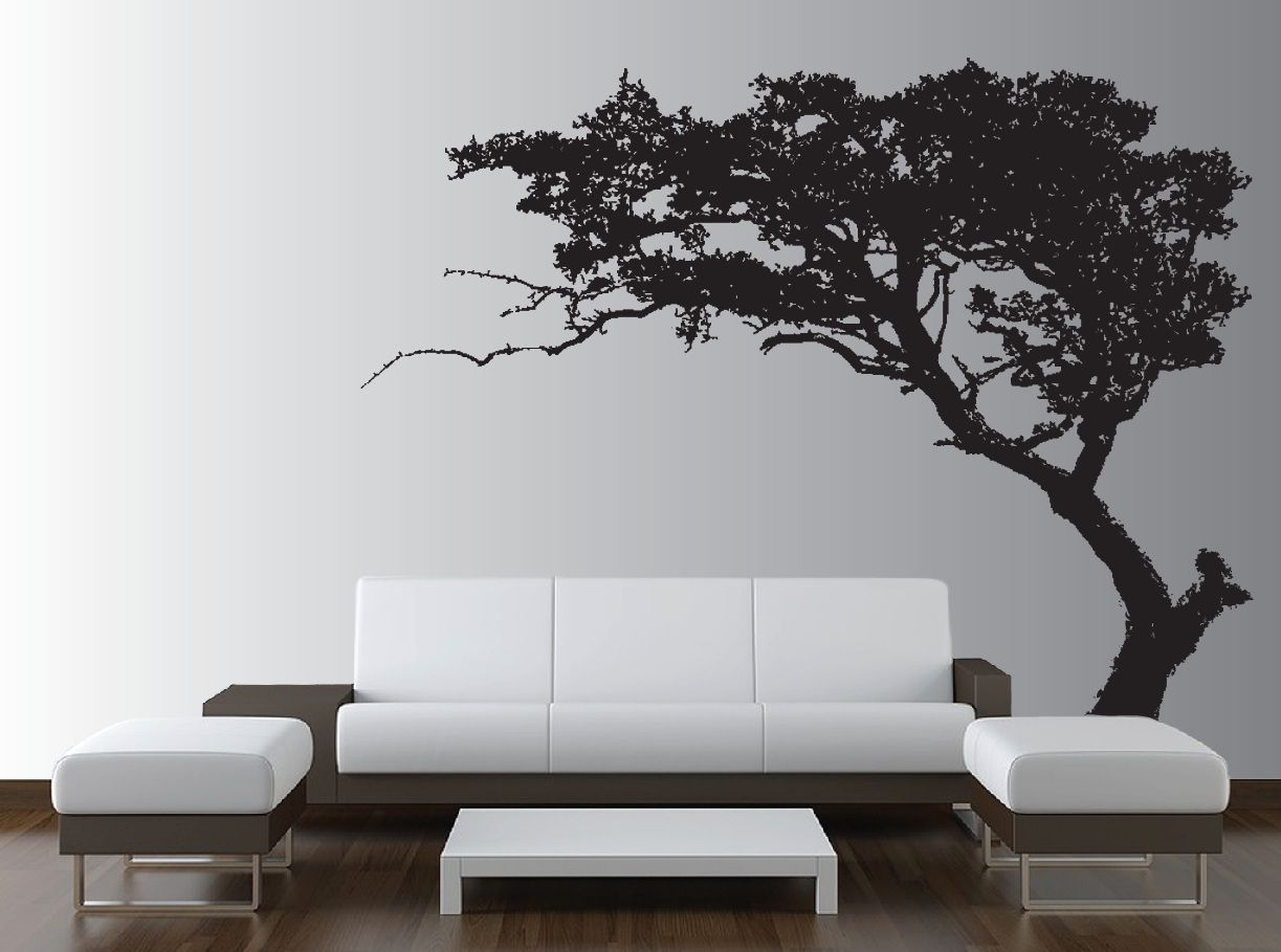 Wall Decor Decals 35 abstract wall decals inspirations | tree decals, stenciling and