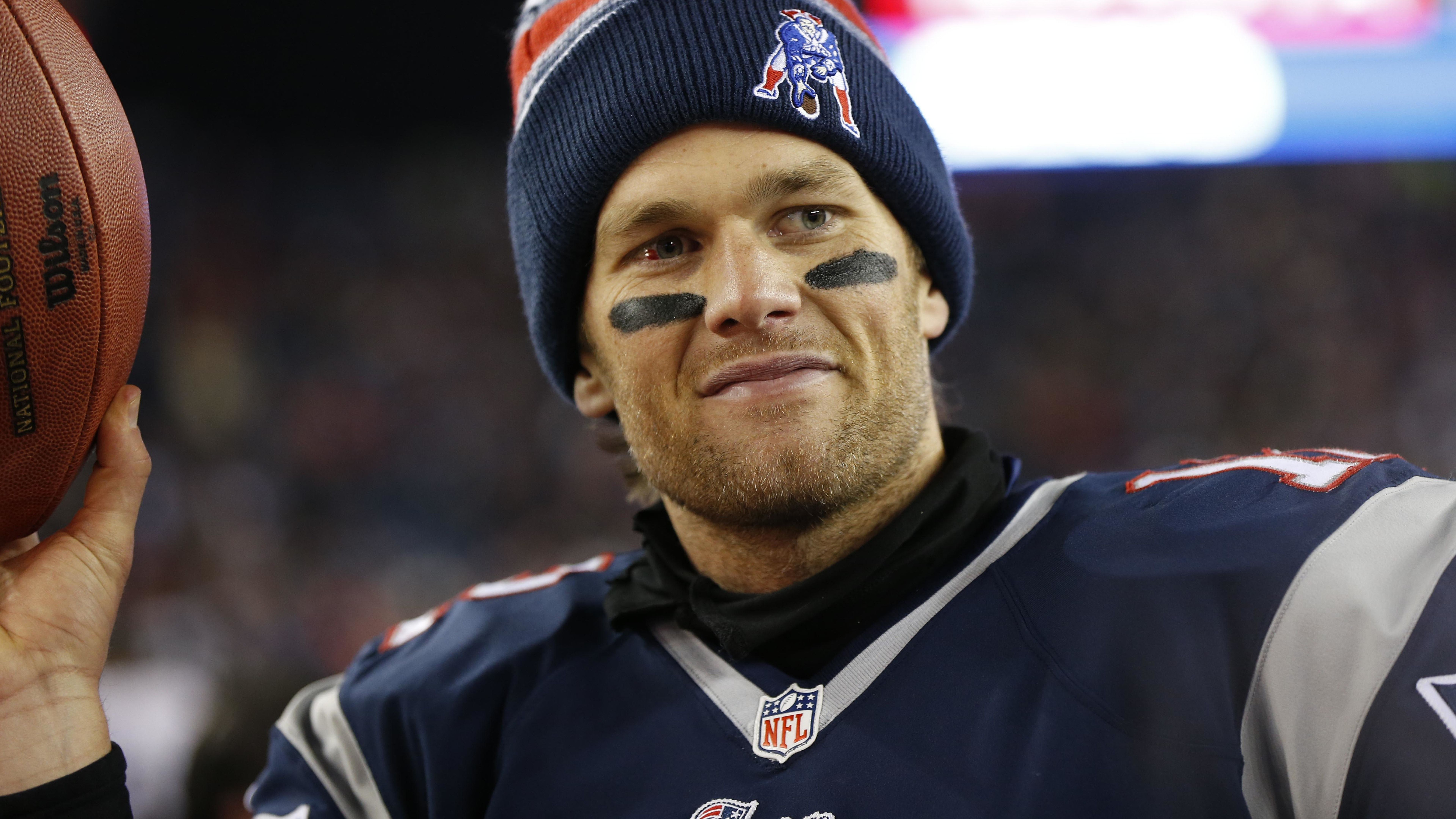New England Patriots Tom Brady New York Giants The