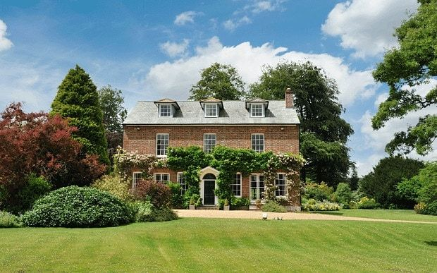 Britain S Most Beautiful Homes For Sale In 2020 Beautiful Homes English Country Manor Georgian Homes