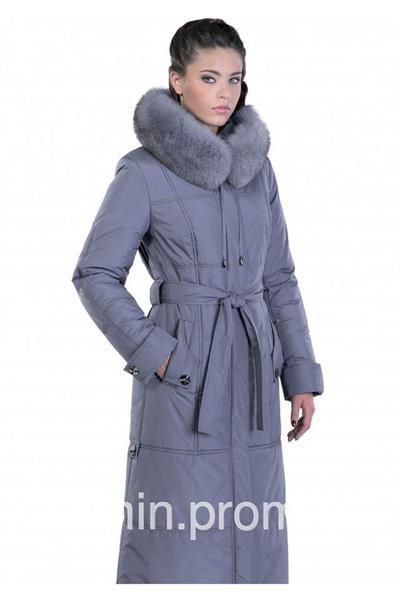 402a3d0c64cf Пальто женское зимнее синтепон большие размеры   идеи осени ...