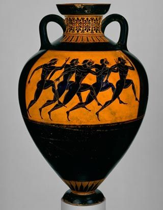 Greek Urn | Run Damnit | Pinterest | Urn and Art history