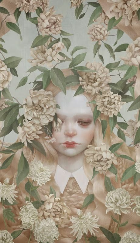 by Hsiao Ron Cheng (b1986, Taiwan), digital artist/illustrator
