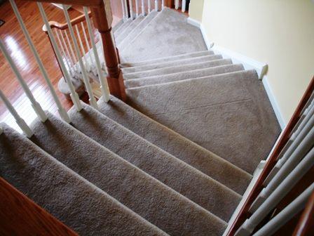 Best Carpeted Stairs Bruce Hardwood Floors 400 x 300
