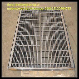 Best Industrial Floor Drain Grating Steel Material Galvanized 400 x 300