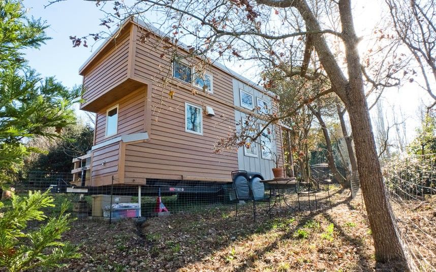 Miraculous 17 Best Images About Homes On Wheels On Pinterest Tiny Homes On Largest Home Design Picture Inspirations Pitcheantrous