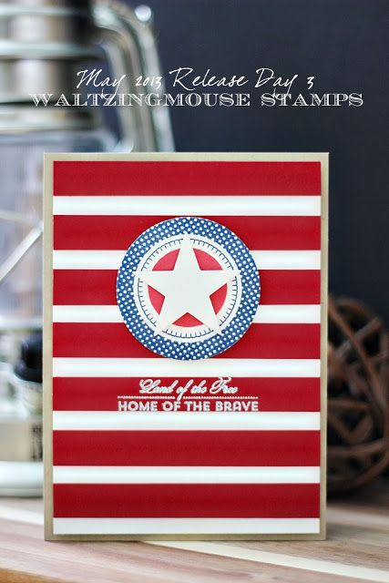 Stampin Scrapper: Waltzingmouse Stamps May 2013 Release Previews - Day 3