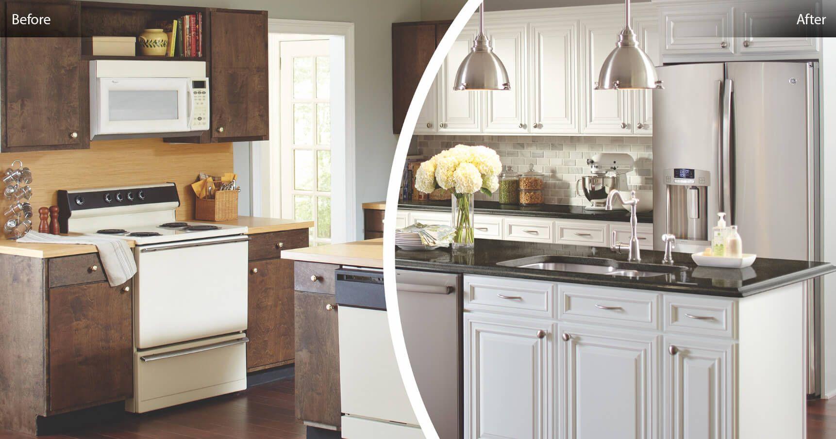 Kitchen Cabinets, Best Kitchen Cabinet Brands At Home Depot