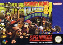My favourite snes game of all, Donkey Kong Country 2.