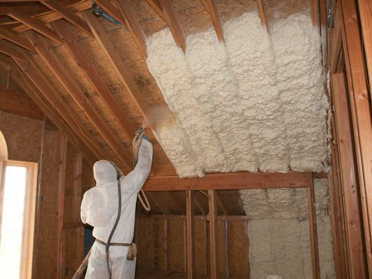 New Foam Insulation Is Useful In Attics And Inside Walls