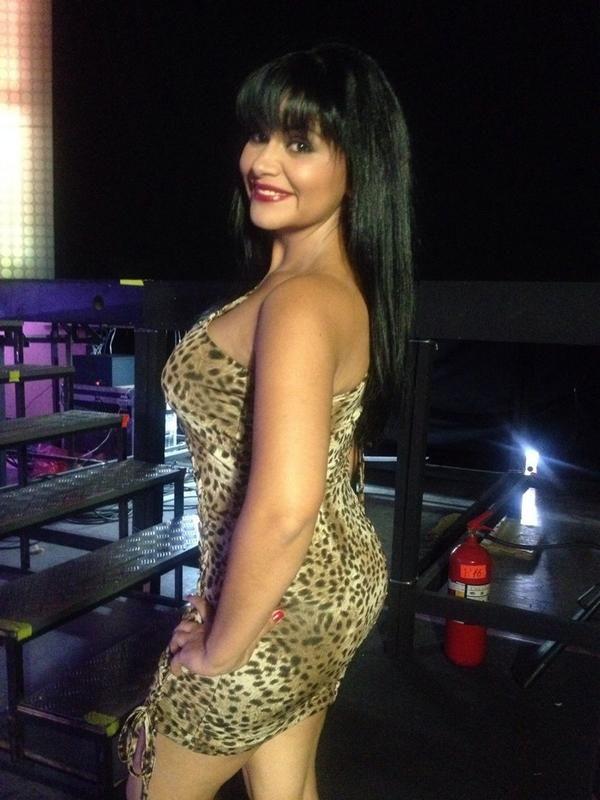 Monica Santhiago The Woman Of My Dreams Bodycon Dress
