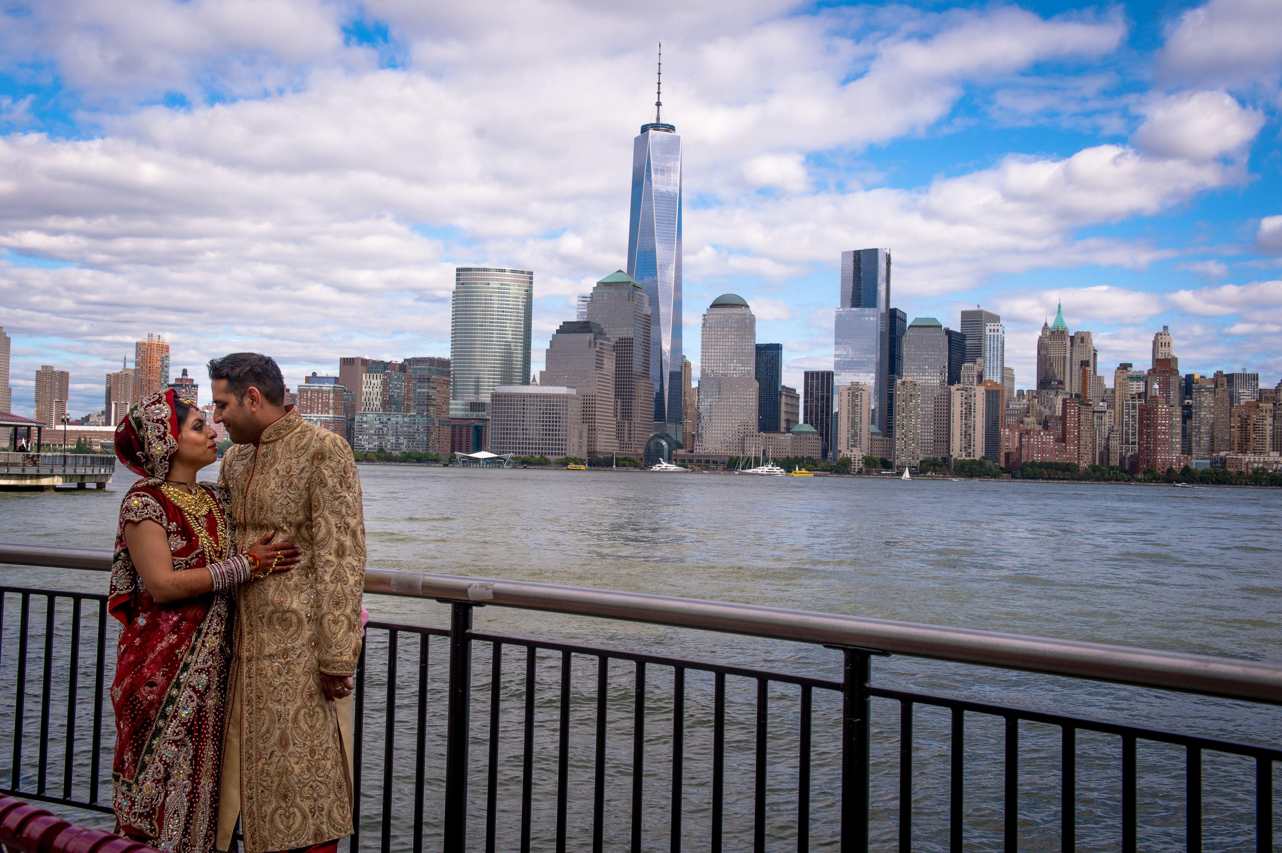 Manhattan View Hyatt Regency Jersey City Indian Photos Madeez