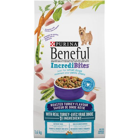Purina Beneful Small Breed Dry Dog Food Incredibites With Roasted