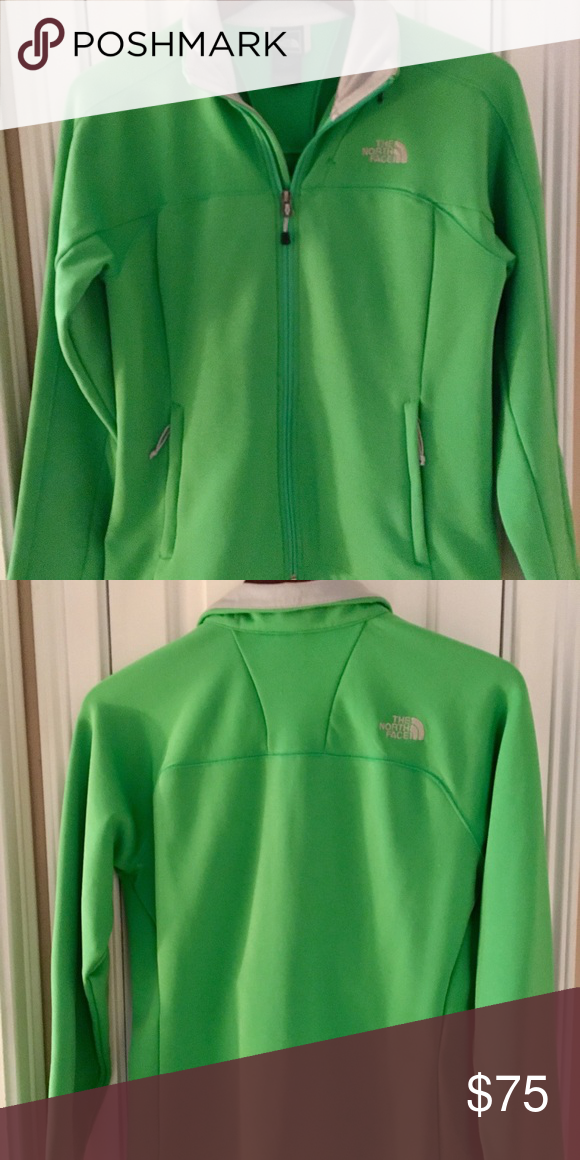 4dd8fa2ed The North Face Women's Jacket Full zip, lightly lined with fleece ...