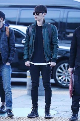 Korean Fasion Idol Kpop Korean Fashion Men Korean Fashion Kpop Korean Fashion Winter