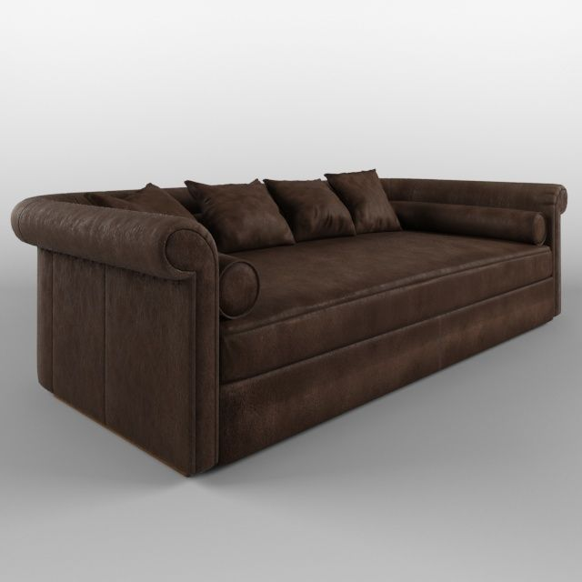 Sensational Leather Sofa Alfred Special Edition Trench Baxter Easy Ocoug Best Dining Table And Chair Ideas Images Ocougorg