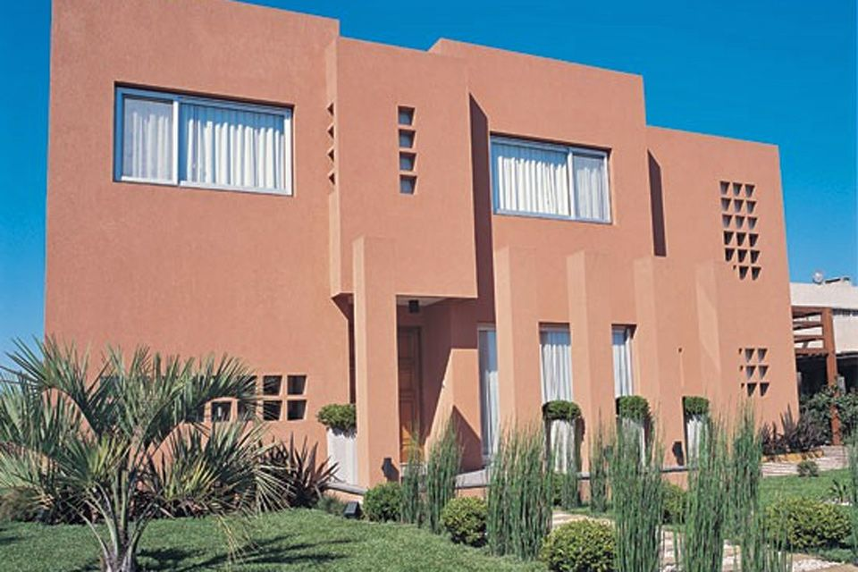 Fachadas ideas para tu casa fachadas la fachada y for Frentes de casas pintadas