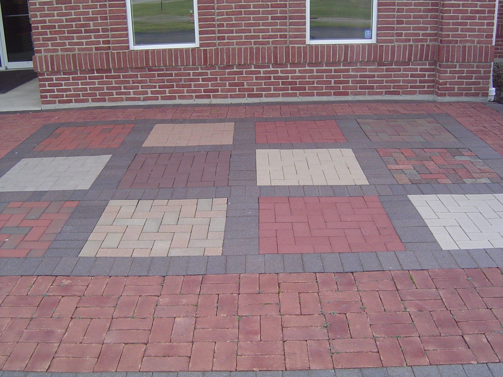 Brick Paver Patio Designs Photos Tosmun