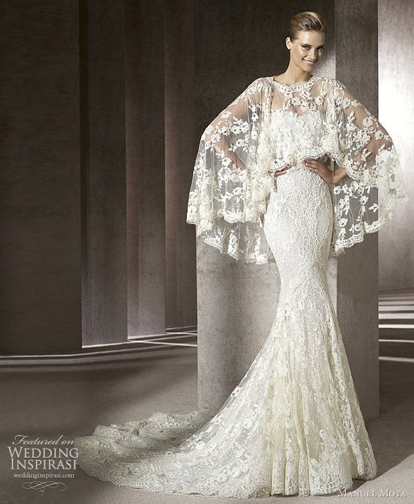Wedding Dresses 2012 Lace Trumpet Style