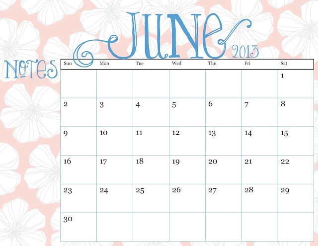This website is so cute She always has the best printable calendars - printable calendars