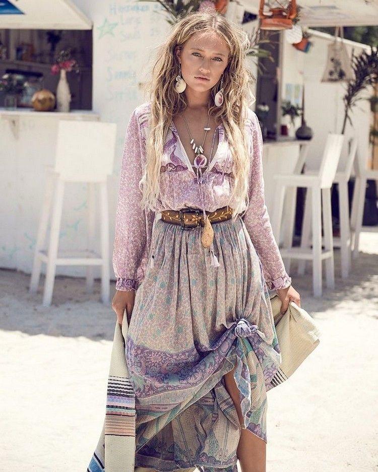 41 Perfect Bohemian Outfit for Women Style  b1e32b953b