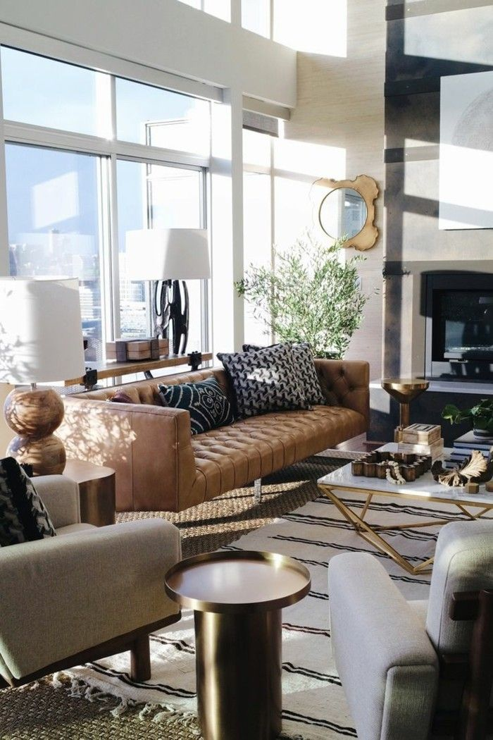 Beautiful Living Room 133 Interior Design Ideas In All Styles