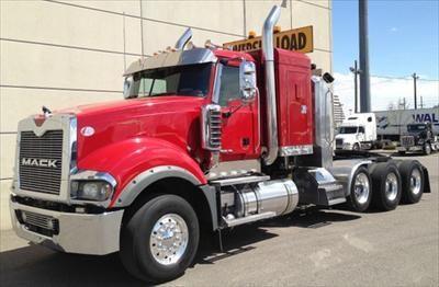 Search Mack Trucks Big Rig Trucks Used Trucks